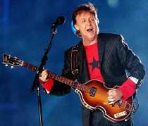 Video de Paul McCartney anunciado su visita a la Argentina