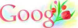 Día de la Madre logo de Google doodle Día de la Madre Argentina
