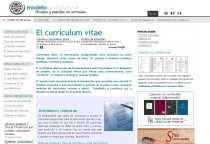curriculum vitae modelos y plantillas online