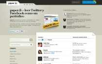Crear un diario a partir de Twitter Paper.li