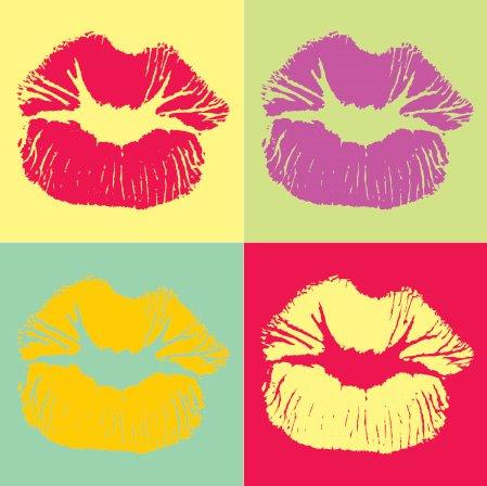 Un beso?... o cuatro!