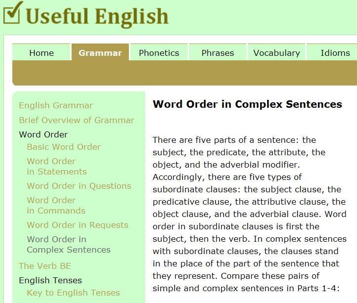 simple english narrative essay