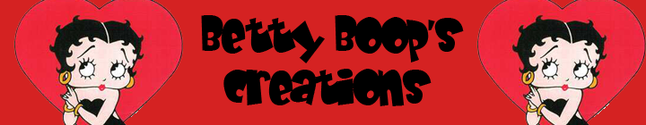Betty Boops Creations