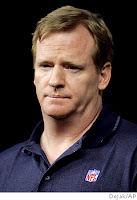 Don't doubt me Scoot, I am Commissioner of the NFL, the most powerful man in the sport America cares about most, which means I can do whatever I want and America will let it happen.