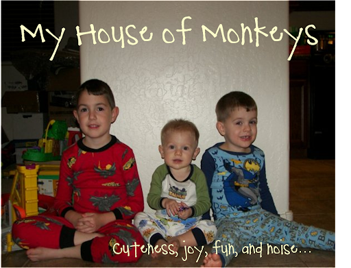 My House of Monkeys