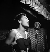 Lovely Billie Holiday in 1949