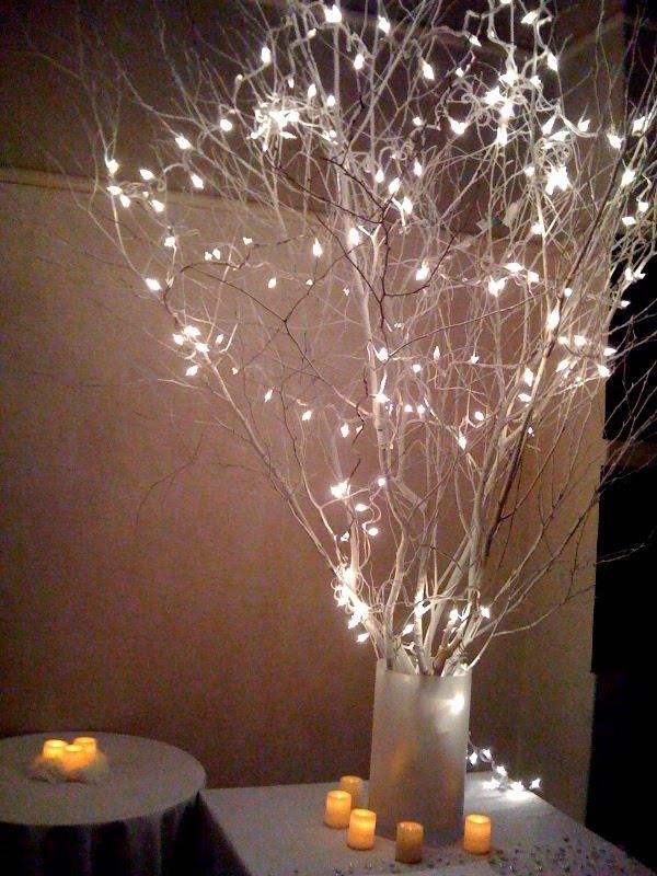 Arbol De Navidad Con Ramas Secas
