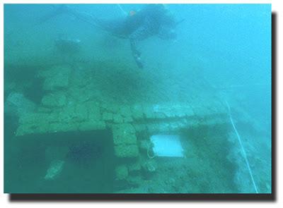 Port Royal underwater