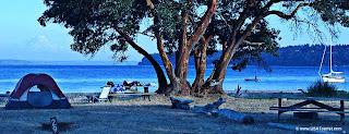 camping beaches