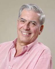 Mario Vargas LLosa. Premio Nóbel de Literatura 2010.