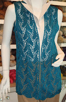 Lace Vest