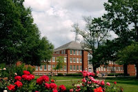 Louisiana Tech campus main building.