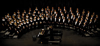 BYU choir.