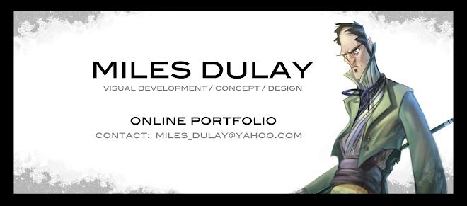 Miles Dulay's Portfolio