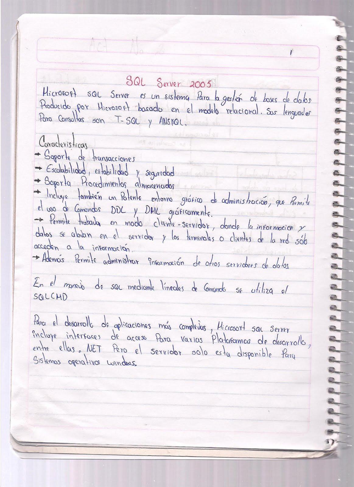 Ms sql server 2005 resume