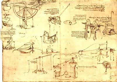 Leonardo da vinci top 7 inventions
