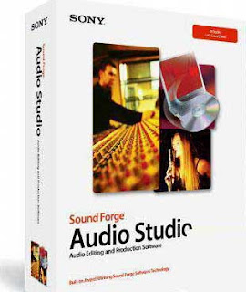 Sony Sound Forge Audio Studio v9.0b build 146