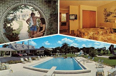 Vintage Travel Postcards August 2009