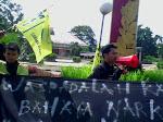 Aksi Peringatan Hari Narkoba Internasional