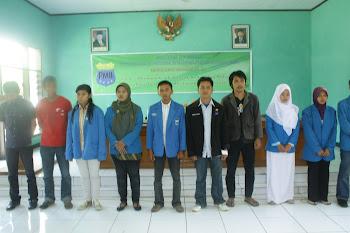 Pelantikan PC PMII Subang Masa Khidmat 2010-2011