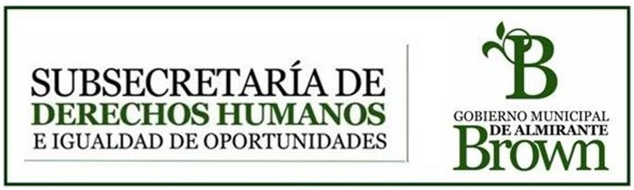 Subsecretaría de Derechos Humanos - Almirante Brown