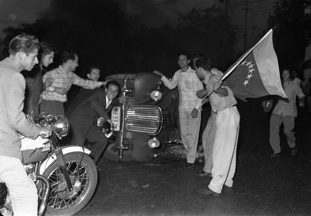 Resultado de imagen para 60 aniversario 23 de enero de 1958