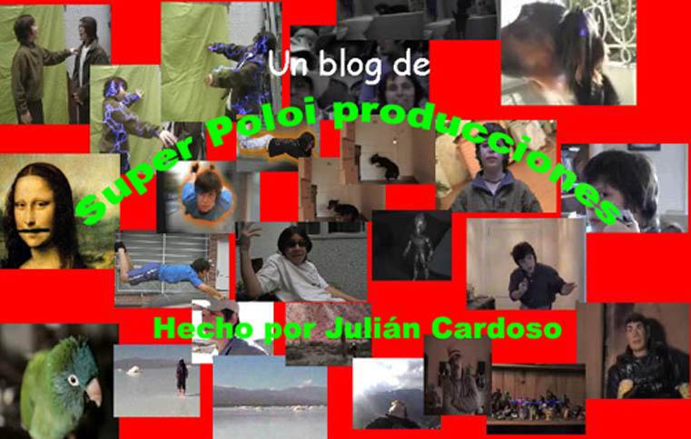Producciones originales de Super Poloi producciones hechas por Julián Cardoso