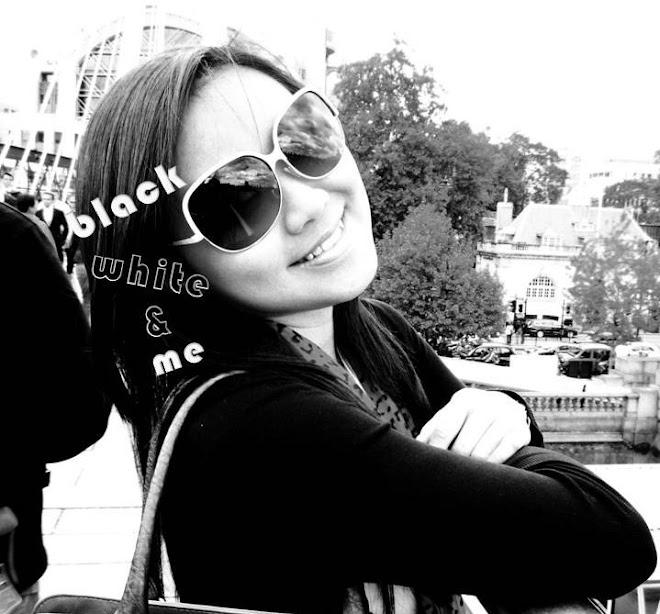 black white and me