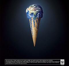 Calentamiento global, reto a la conciencia humana.