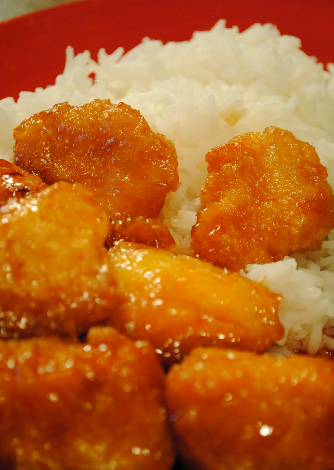 "Dairy Free ""Tried and True"": Sweet and Sour Chicken"