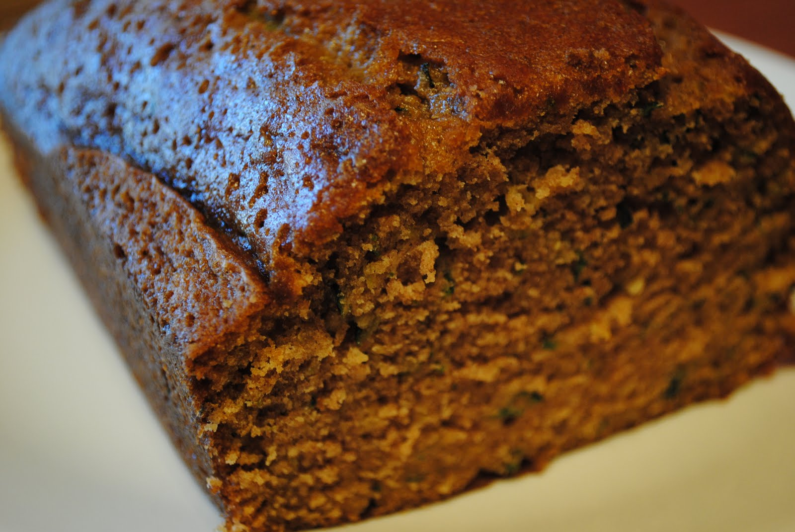 "Dairy Free ""Tried and True"": Grandma Lill's Moist Zucchini Bread"