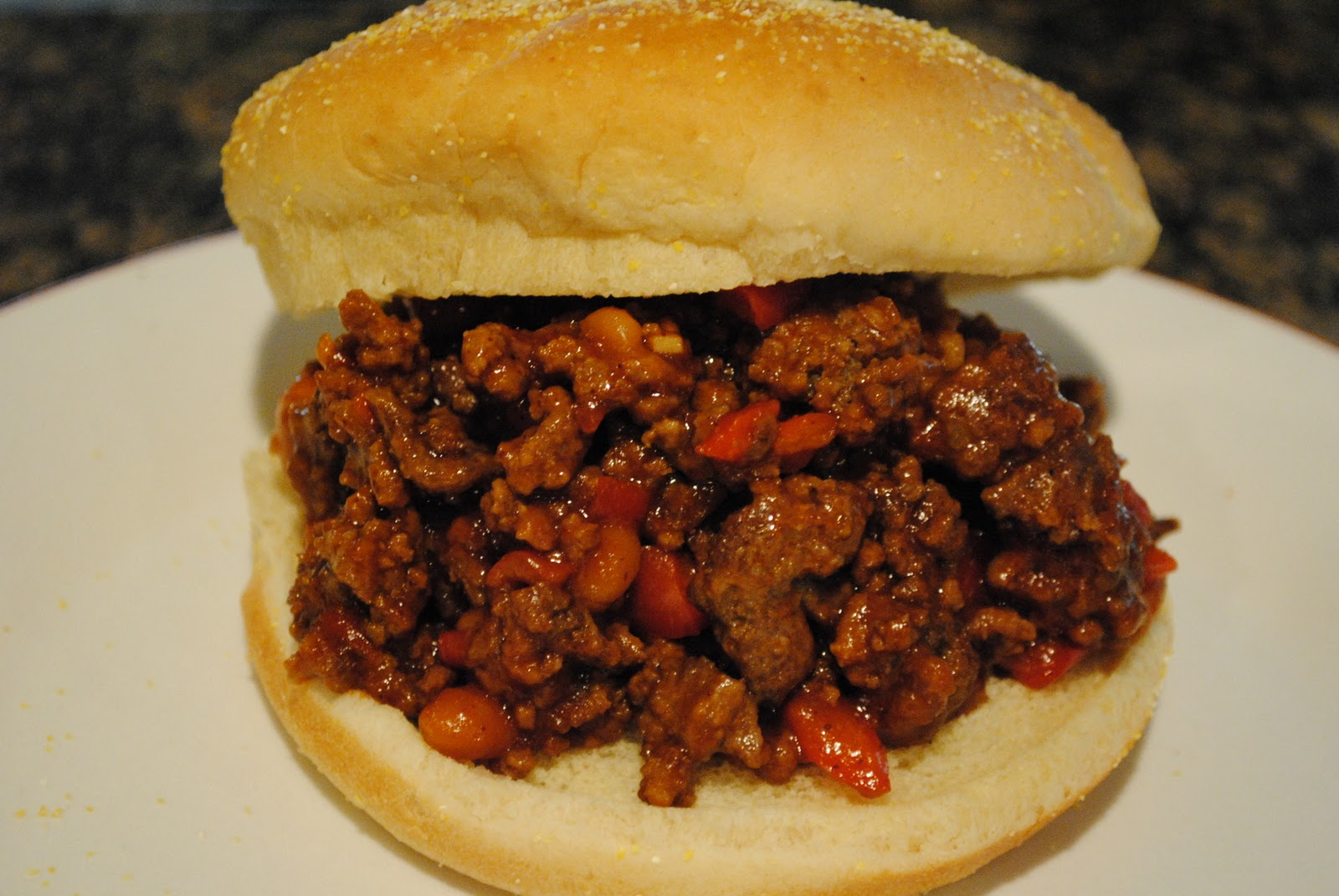"Dairy Free ""Tried and True"": Campfired-Up Sloppy Joes"