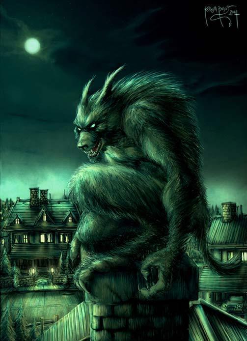 Misteri Manusia Serigala (Werewolf) - Aneh Tapi Nyata - ATN™