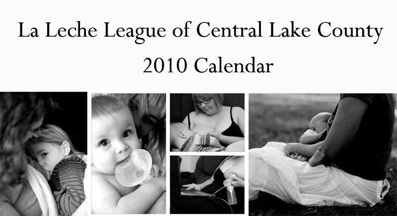 La Leche 2010 Calendar