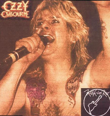 Ozzy Osbourne - Live At Rock In Rio 1985 FRONT