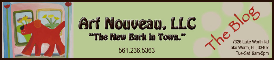 Arf Nouveau - The New Bark in Town