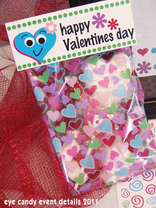 eye candy creative studio part 3 kids valentines classroom goodie bag food ideas