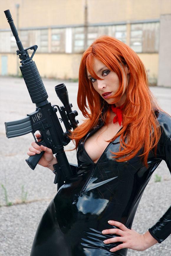 fujiko mine cosplay