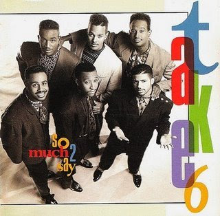 Take 6 - So Much to Say 1990
