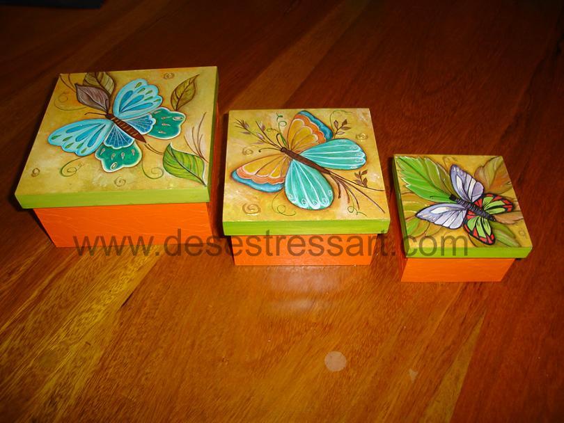 Manualidades maravillosas creaciones aqu fotos sobre - Pinturas para pintar madera ...