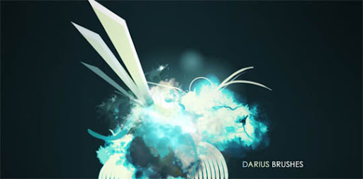 Darius Brushes by Axeraider70 1000+ Beautiful Abstract Light Photoshop Brushes for Light Effects
