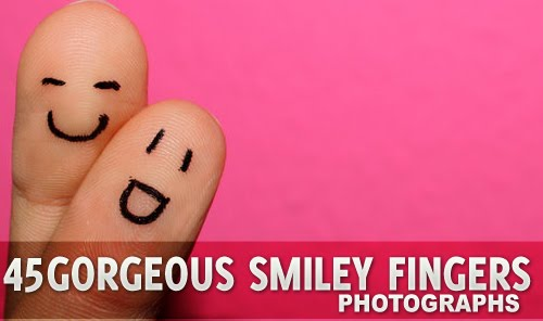 "45+Gorgeous+Smiley+Fingers+Photographs++Wallpaper 45 Gorgeous ""Smiley Fingers"" Photographs"