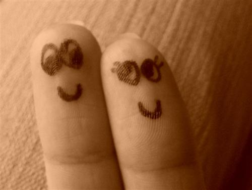 "Admiration by Kieran Blaine++ +chethstudios.net 45 Gorgeous ""Smiley Fingers"" Photographs"
