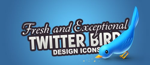 Fresh+and+Exceptional+Twitter+Bird+Design+Icons Fresh and Exceptional Twitter Bird Design Icons