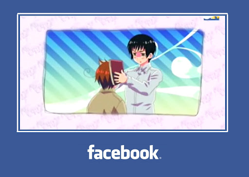 FACEBOOK by HamasakiMizuki 40+ Hilarious Facebook Comic Strips