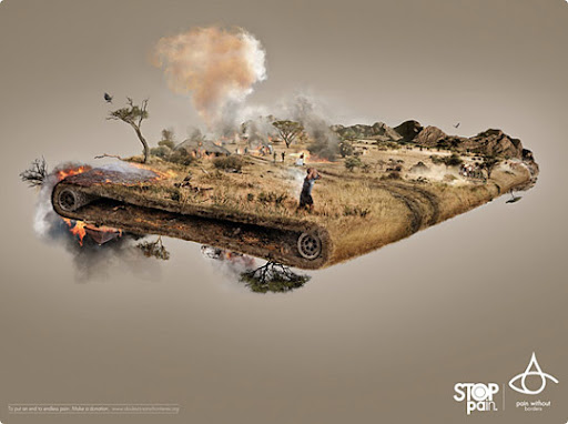 pain+africa 27 Alarming Advertisements Dedicated to Earth Day | Part  2