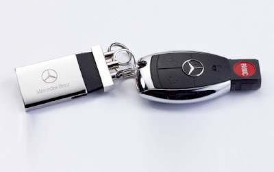 MercBenz Amazing car keys