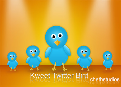 kweet+free+twitter+bird+icon Kweet  A Free Twitter Bird Icon