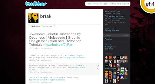 brtak 100+ Incredible Twitter Backgrounds