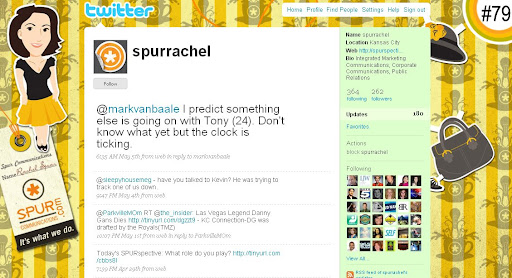 spurrachel 100+ Incredible Twitter Backgrounds